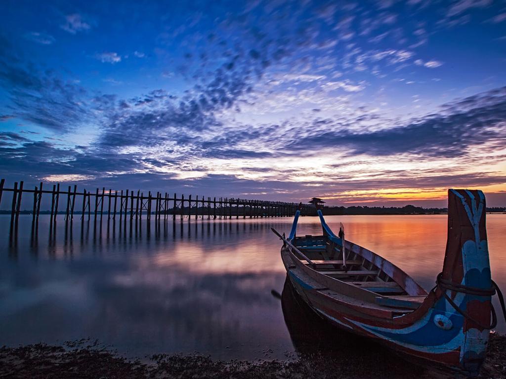 心有所仰 漫游缅甸 玛卡拉女王号豪华河轮之旅8日-豪华套房