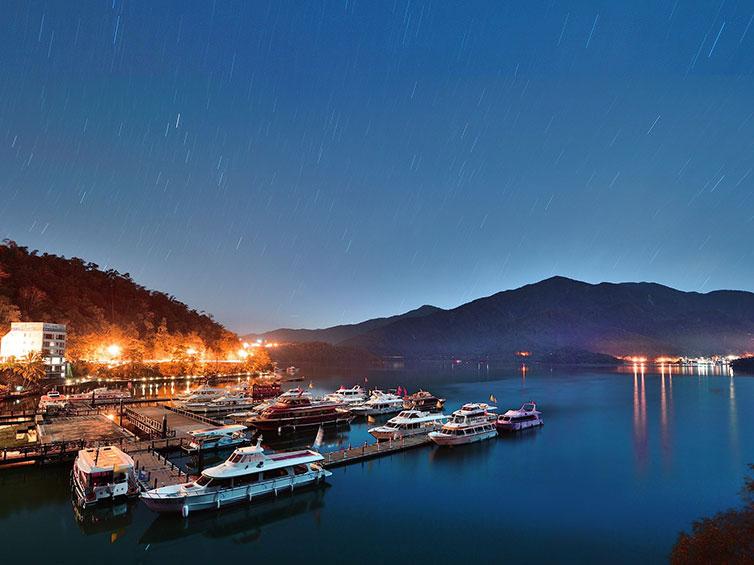 无限鲸喜-湖景私汤-安心畅游台湾环岛