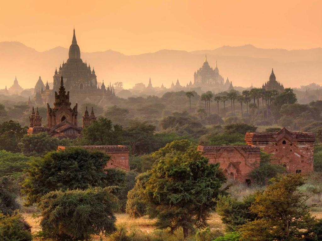 心有所仰 漫游缅甸 玛卡拉女王号豪华河轮之旅8日-豪华客房