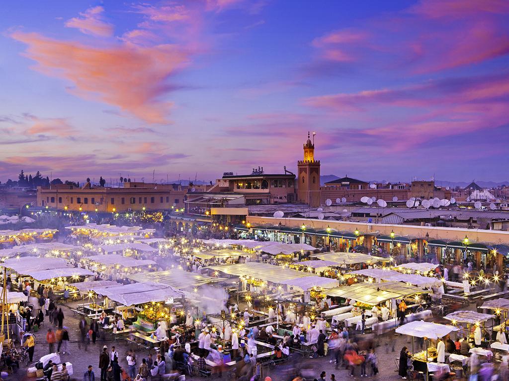 摩洛哥+土耳其15日传奇之旅