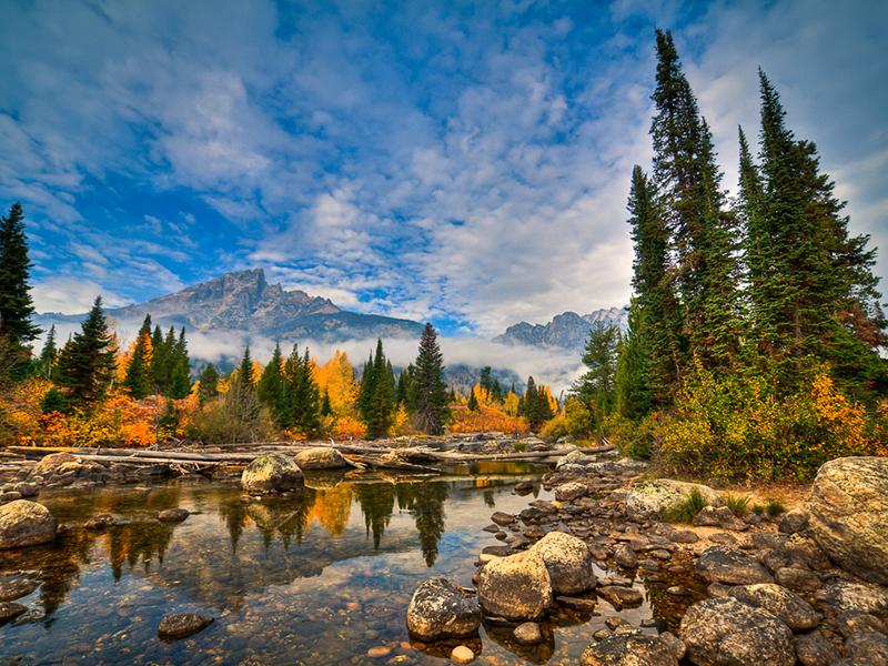 【环游美西黄石】美国西海岸全景+五大国家公园 羚羊峡谷 马蹄湾 科罗拉多大峡谷 15日