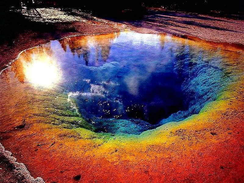 美国东西海岸 夏威夷+大瀑布+黄石国家公园