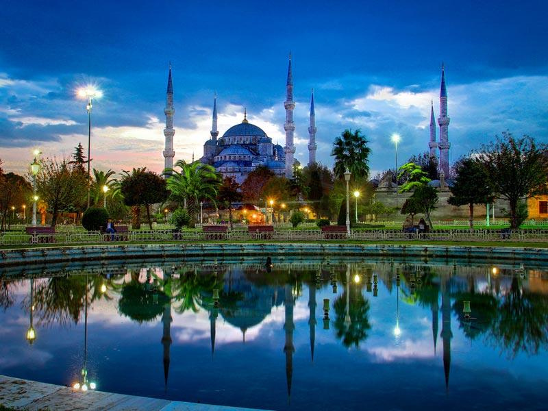 古朴小镇_土耳其番红花城世界遗产