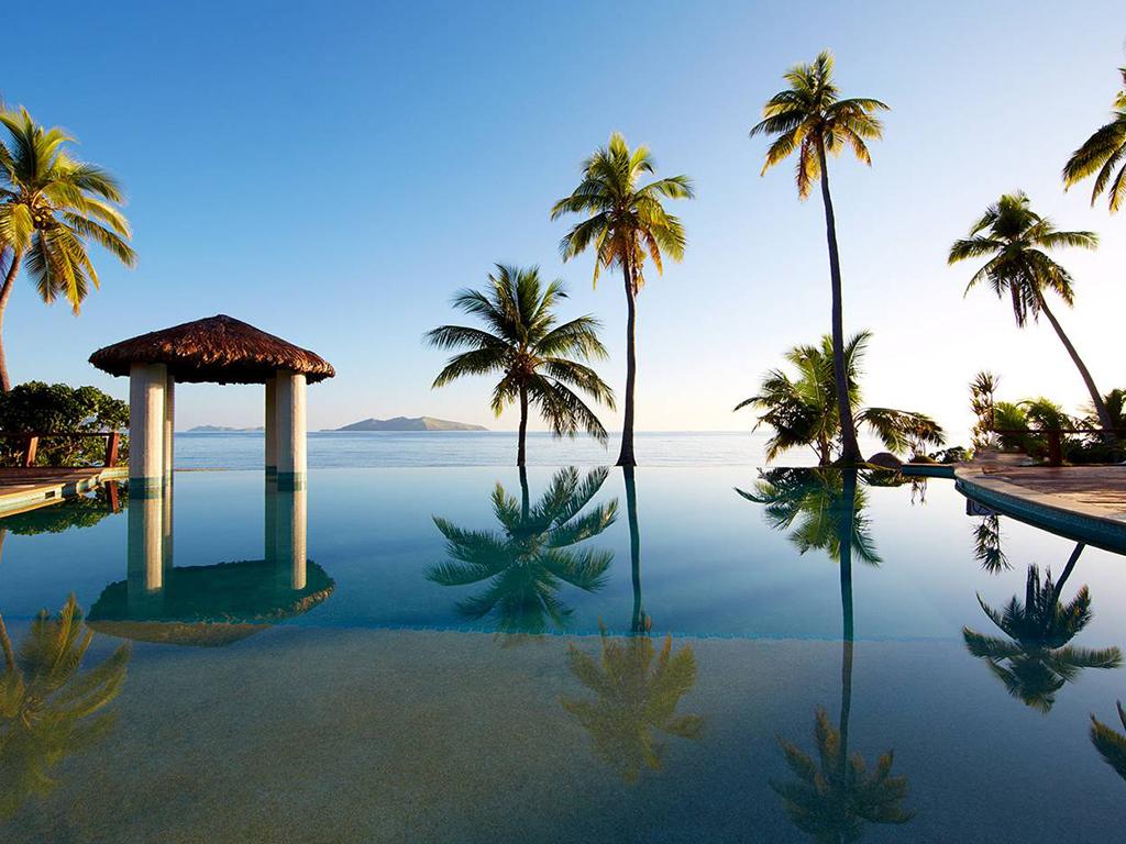 斐济MANA度假村由行