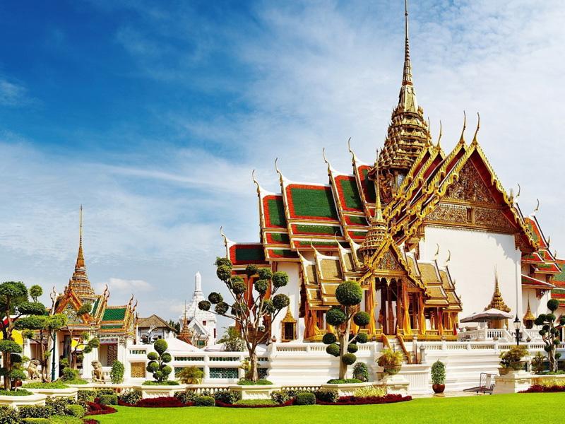 【一家一团】泰开心 曼谷一地自由行