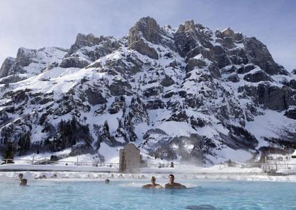 瑞士一地全景15日